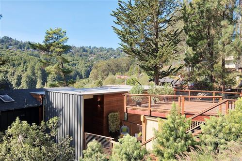 Photo of 505 Pixie Trail, Mill Valley, CA 94941 (MLS # 22025398)