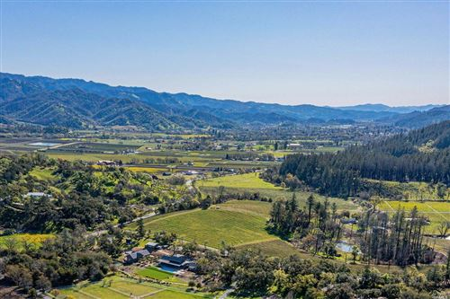 Photo for 3533 State Highway 128 Highway, Calistoga, CA 94515 (MLS # 321023417)