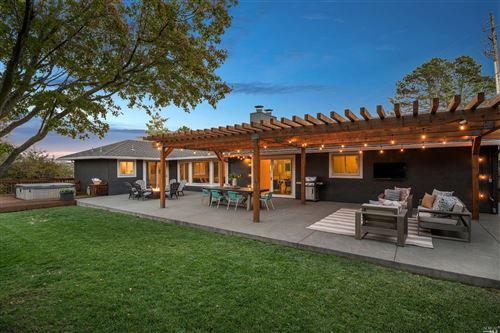Photo of 340 Stuyvesant Drive, San Anselmo, CA 94960 (MLS # 22025418)