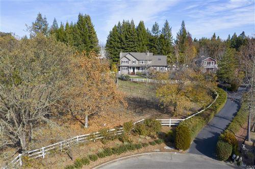 Photo of 116 Nolan Court, Forestville, CA 95436 (MLS # 22029419)