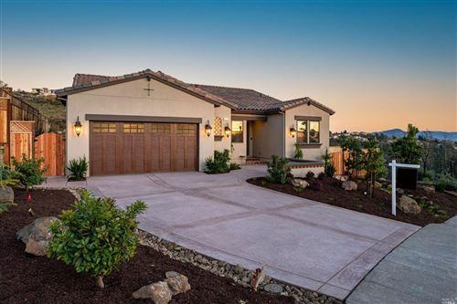 Photo of 3760 Crown Hill Drive, Santa Rosa, CA 95404 (MLS # 22031421)