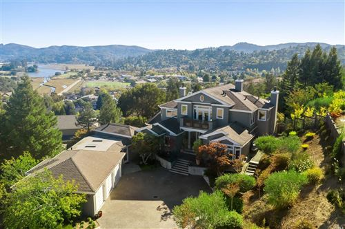 Photo of 80 Kite Hill Lane, Mill Valley, CA 94941 (MLS # 22025434)