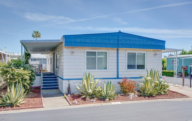 300 H Street #40, Benicia, CA 94510 - MLS#: 321047437