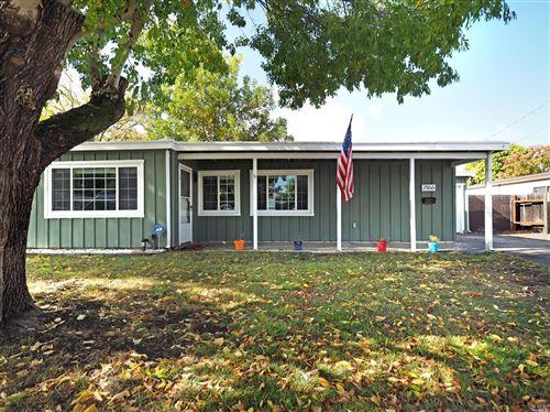 Photo of 2166 Delpha Drive, Napa, CA 94558 (MLS # 321102441)