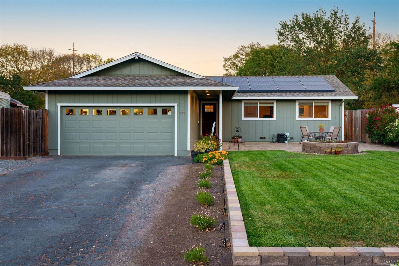 849 Colleen Drive, Windsor, CA 95492 - MLS#: 321093445