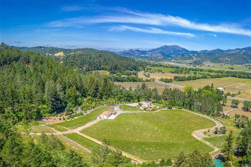 Tiny photo for 4447 N. St. Helena Hwy Highway, Calistoga, CA 94515 (MLS # 22014448)