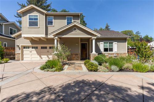Photo for 1322 Elmhurst Avenue, Saint Helena, CA 94574 (MLS # 321034451)