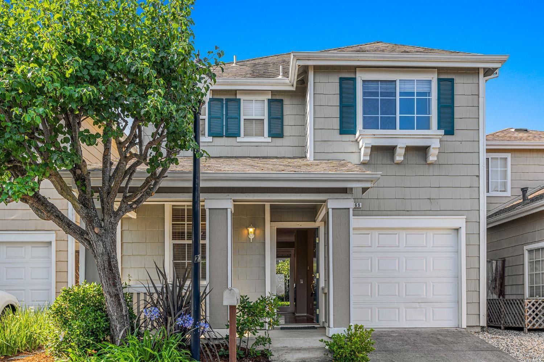 1169 Brighton View Circle, Petaluma, CA 94952 - MLS#: 321067454