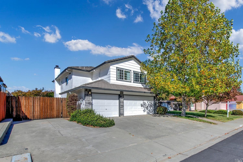 542 Shady Glen Avenue, Vacaville, CA 95688 - MLS#: 321099459