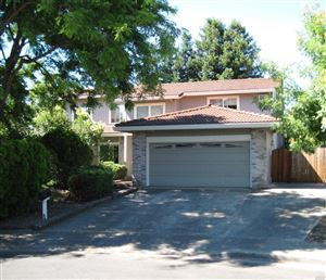 Photo of 4421 Hazel Court, Rohnert Park, CA 94928 (MLS # 21918473)