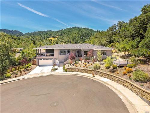 Photo of 318 Cherry Creek Court, Cloverdale, CA 95425 (MLS # 22011476)