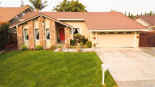 Photo of 6040 Donna Court, Rohnert Park, CA 94928 (MLS # 22025483)