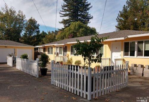 Photo of 1905 Fair Way, Calistoga, CA 94515 (MLS # 22022485)