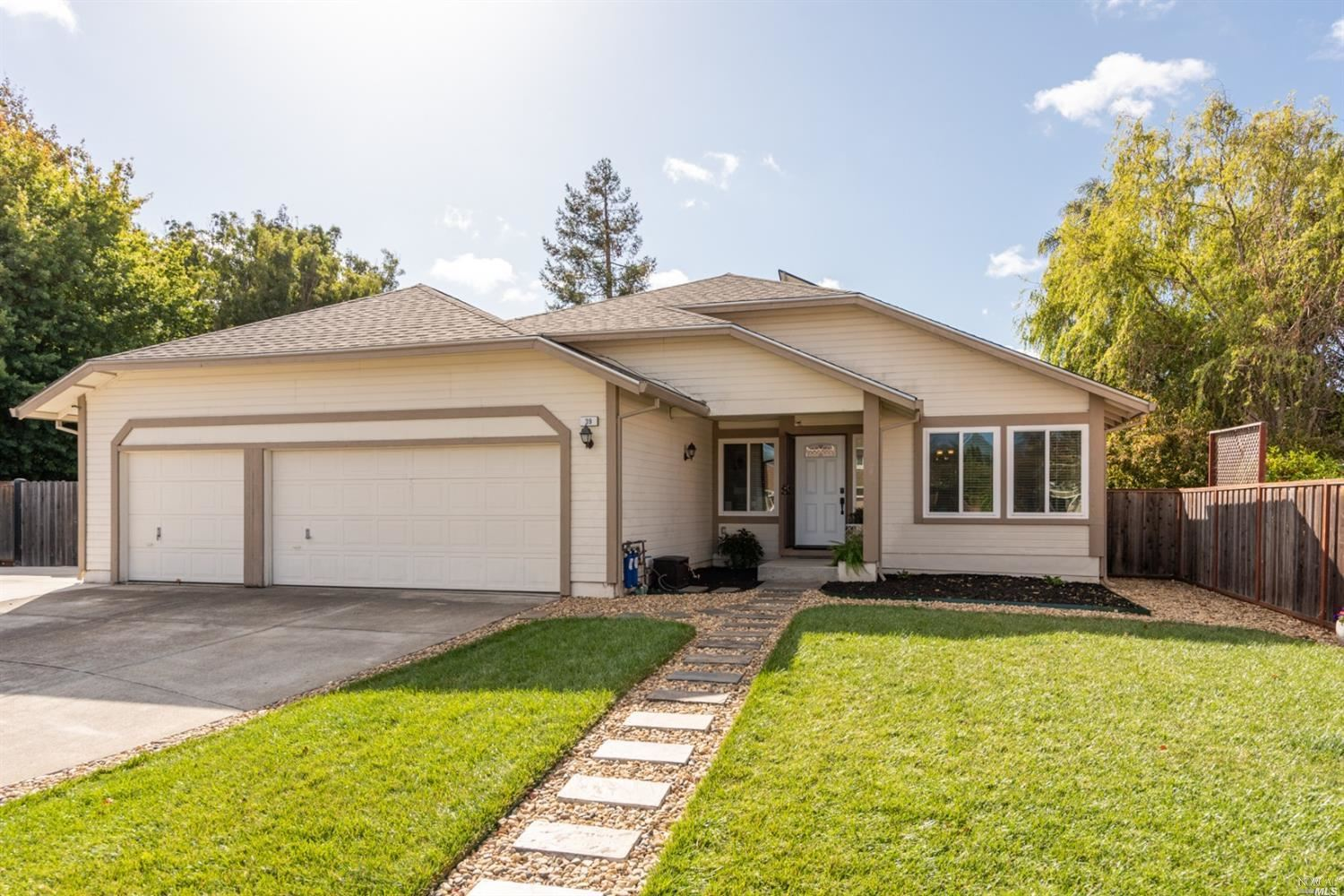 39 Abbey Court, American Canyon, CA 94503 - MLS#: 321097485
