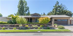 Photo of 3407 Crestview Way, Napa, CA 94558 (MLS # 21922487)