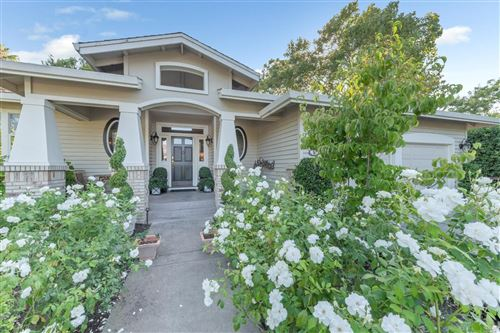 Photo of 5 Harvest Court, Yountville, CA 94599 (MLS # 22016503)