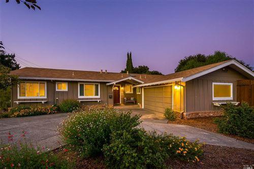 Photo of 2040 Vineyard Road, Novato, CA 94947 (MLS # 22025521)