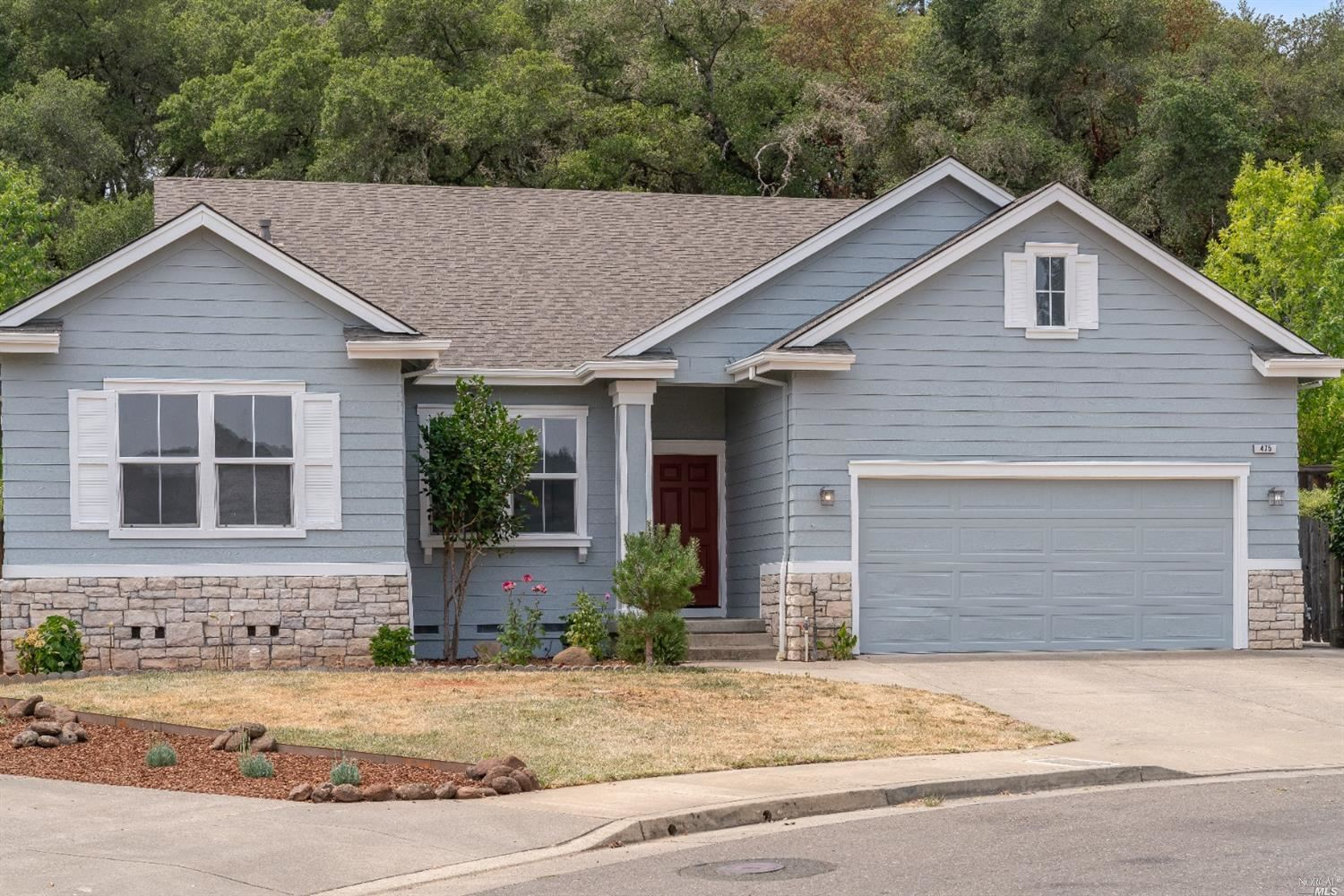 475 Gamay Drive, Cloverdale, CA 95425 - MLS#: 321070532