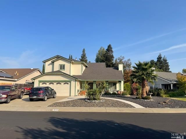 819 Fall River Trail, Vacaville, CA 95687 - MLS#: 321097553
