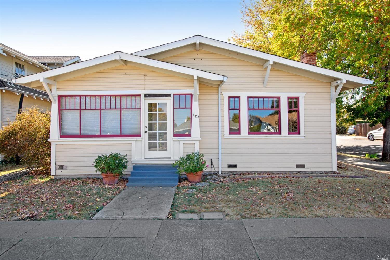427 Fair Street, Petaluma, CA 94952 - MLS#: 321089554