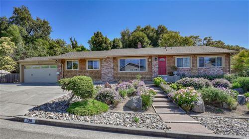 Photo of 136 Santa Maria Drive, Novato, CA 94947 (MLS # 22017557)