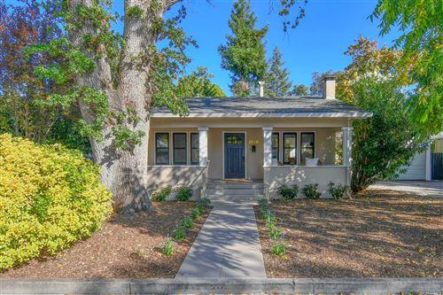 Photo of 1206 Silver Street, Calistoga, CA 94515 (MLS # 22022565)