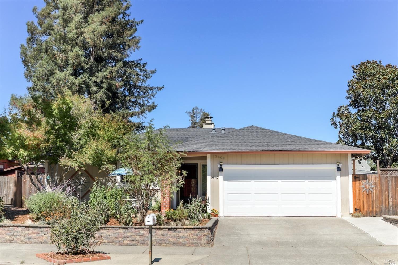 2409 Donna Maria Way, Santa Rosa, CA 95401 - MLS#: 321096566
