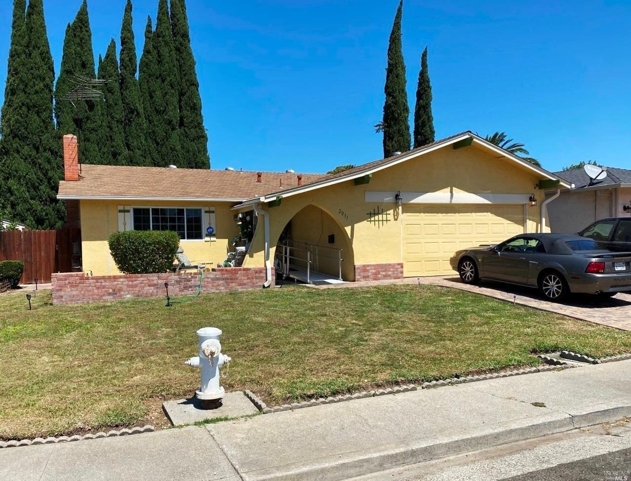 2031 Cormorant Drive, Fairfield, CA 94533 - MLS#: 321070586