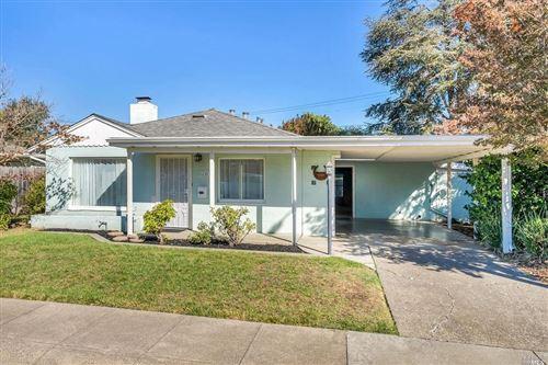 Photo of 20 Glenwood Drive, Napa, CA 94559 (MLS # 321090590)