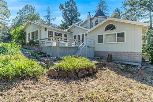 Photo of 255 Mariposa Drive, Angwin, CA 94508 (MLS # 22016593)