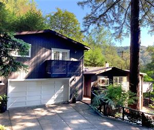 Photo of 112 Marguerite Avenue, Mill Valley, CA 94941 (MLS # 21925598)