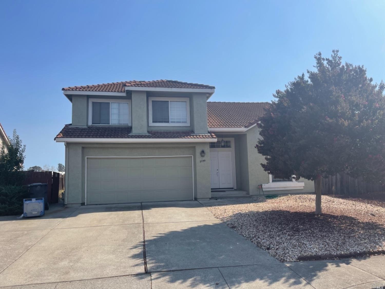 2750 Woodmont Drive, Fairfield, CA 94533 - MLS#: 321088625