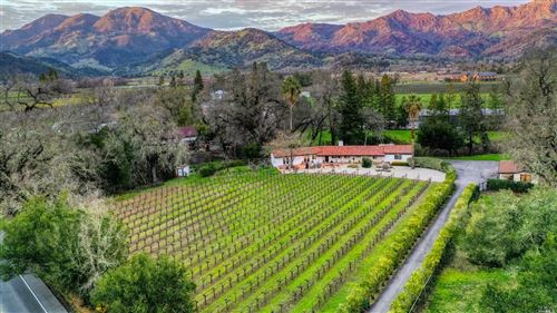 Photo for 3088 Foothill Boulevard, Calistoga, CA 94515 (MLS # 321007632)