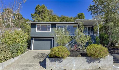 Photo of 35 Pleasant Lane, San Rafael, CA 94901 (MLS # 22025635)