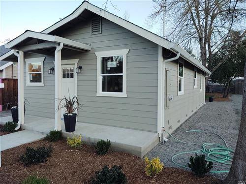 Photo of 1518 Park Street, Calistoga, CA 94515 (MLS # 21929637)