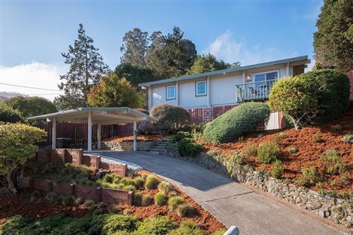 Photo of 635 Drake Avenue, Sausalito, CA 94965 (MLS # 22024639)