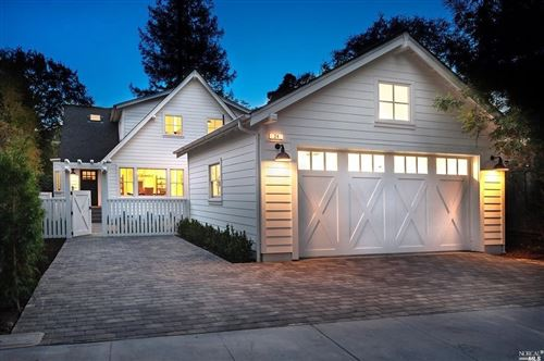 Photo of 24 Grove Lane, San Anselmo, CA 94960 (MLS # 22007648)