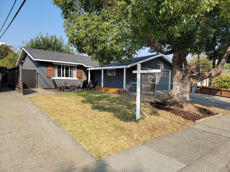 206 Citrus Avenue, Vacaville, CA 95688 - MLS#: 321089651