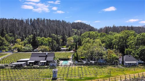 Tiny photo for 3250 State Highway 128, Calistoga, CA 94515 (MLS # 321046653)