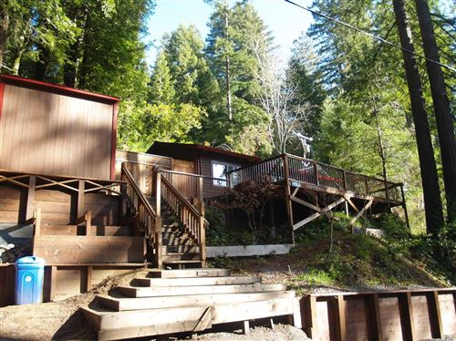 Photo of 19360 Redwood Glade Road, Guerneville, CA 95446 (MLS # 22030660)