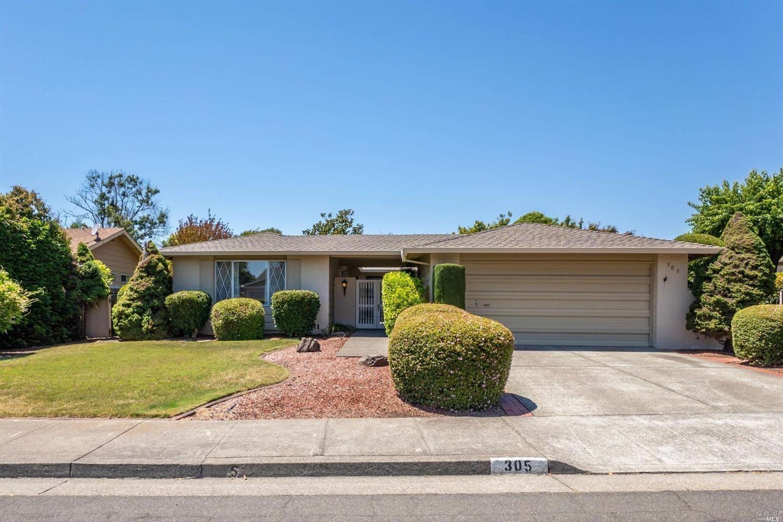 305 Mountain Vista Court, Santa Rosa, CA 95409 - MLS#: 321062662