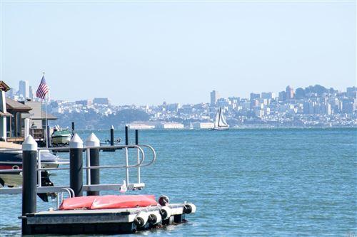Photo of 51 Shore West Road, Belvedere, CA 94920 (MLS # 22019667)