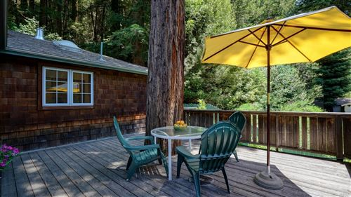 Photo of 14323 Old Cazadero Road, Guerneville, CA 95446 (MLS # 21916668)