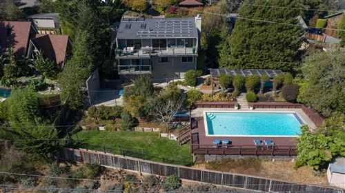 Photo of 1109 Western Avenue, Mill Valley, CA 94941 (MLS # 22028685)