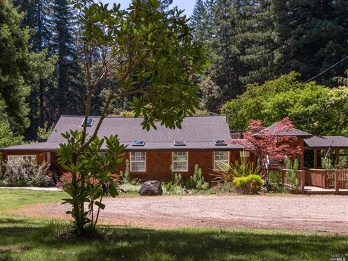 Photo of 40701 Comptche Ukiah Road, Mendocino, CA 95460 (MLS # 21917686)