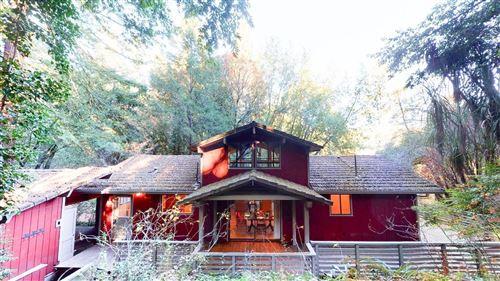 Photo of 9880 Hillside Drive, Forestville, CA 95436 (MLS # 22016699)