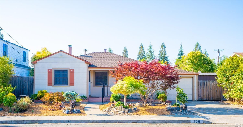 936 Georgia Street, Santa Rosa, CA 95404 - MLS#: 321045702