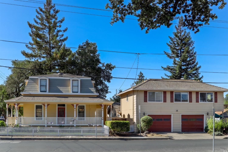 443 1st Street, Healdsburg, CA 95448 - MLS#: 321064710
