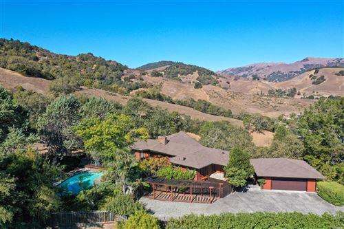 Photo of 708 Las Ovejas Avenue, San Rafael, CA 94903 (MLS # 22025719)