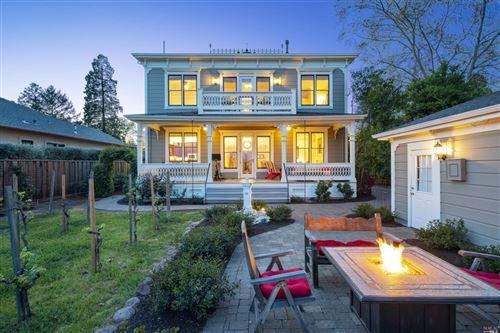 Tiny photo for 645 Mccorkle Avenue, Saint Helena, CA 94574 (MLS # 321003730)